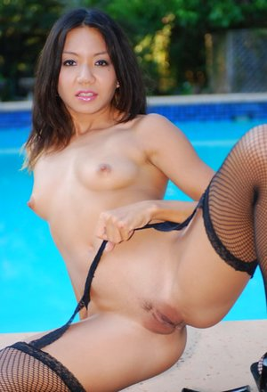 Stockings Asian Pics
